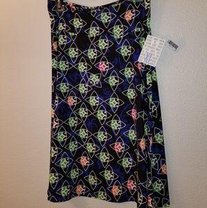 XL Lularoe Azure skirt NwT
